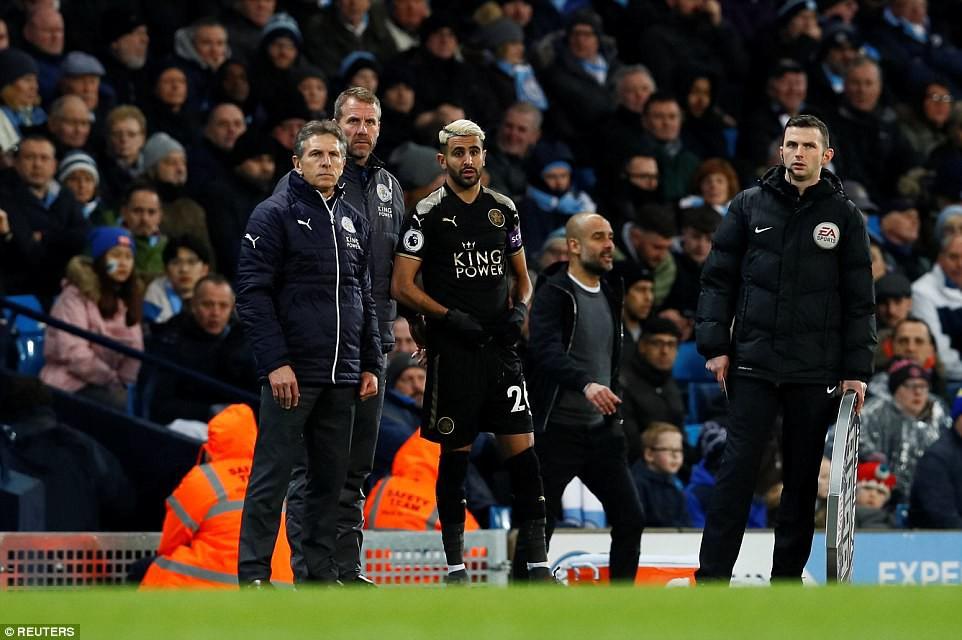 Aguero ghi 4 bàn, Man City nghiền nát cựu vương Leicester - Ảnh 8.