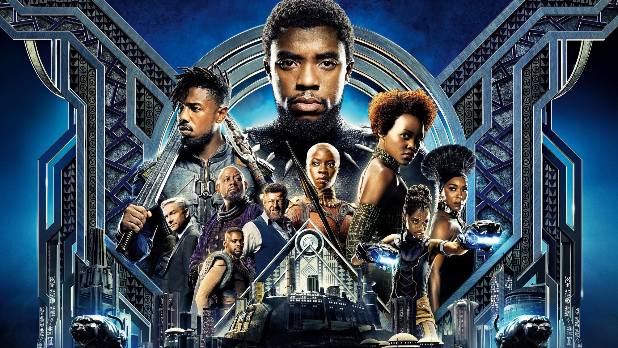 Black Panther - Chiêu trò gây shock hay thông điệp bình đẳng chủng tộc từ Marvel? - Ảnh 1.