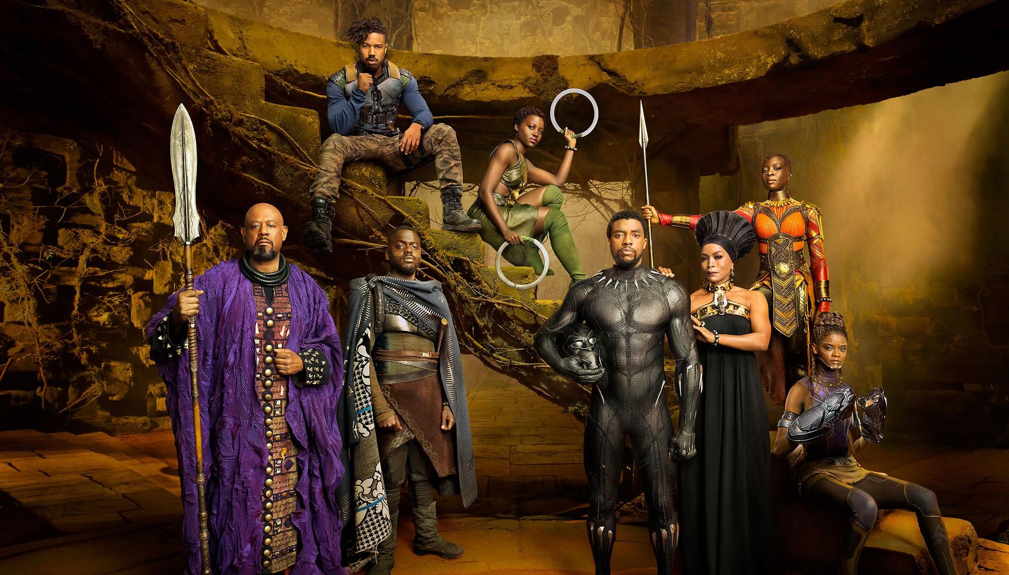 Black Panther - Chiêu trò gây shock hay thông điệp bình đẳng chủng tộc từ Marvel? - Ảnh 2.