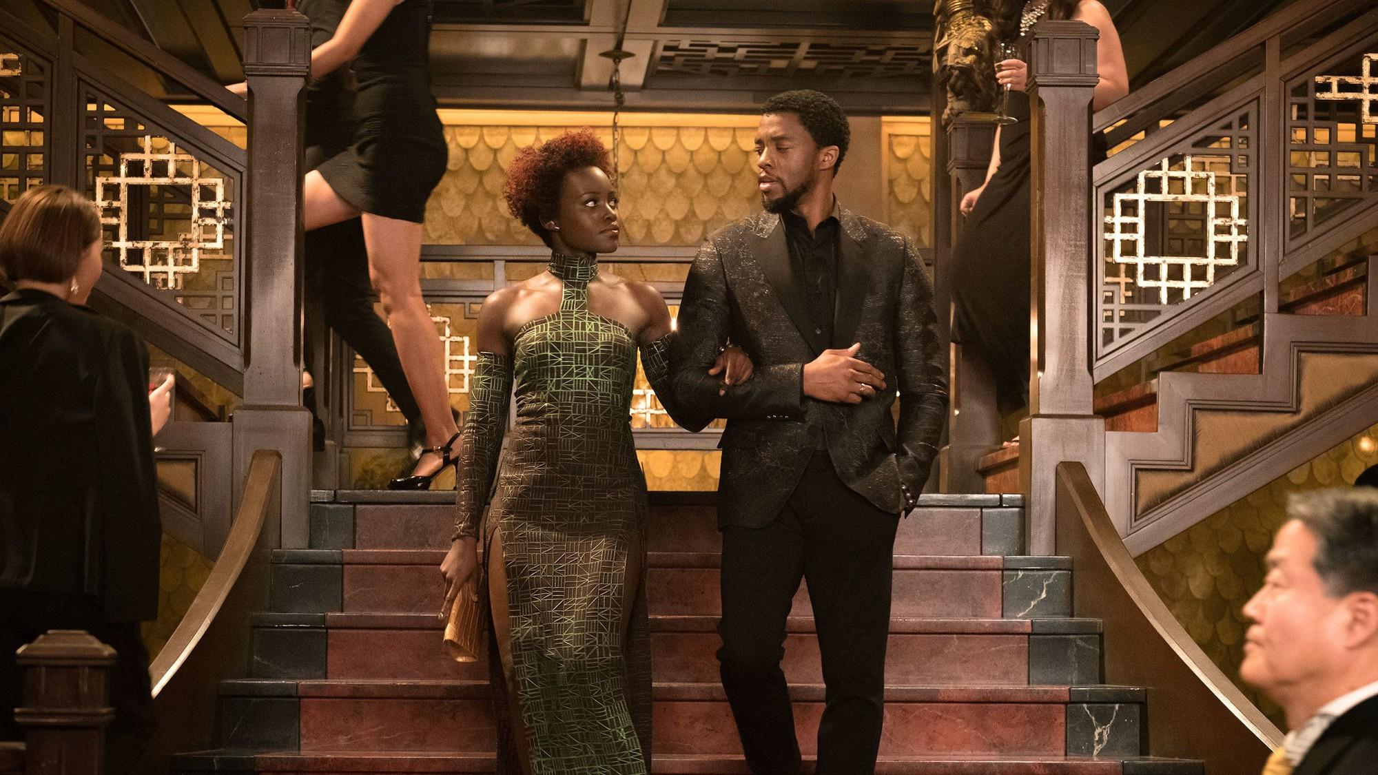 Black Panther - Chiêu trò gây shock hay thông điệp bình đẳng chủng tộc từ Marvel? - Ảnh 4.