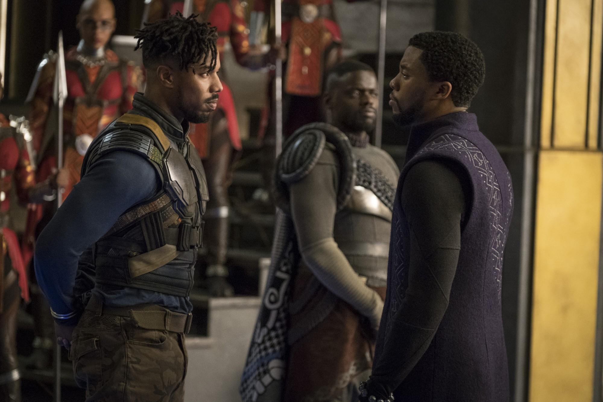 Black Panther - Chiêu trò gây shock hay thông điệp bình đẳng chủng tộc từ Marvel? - Ảnh 5.