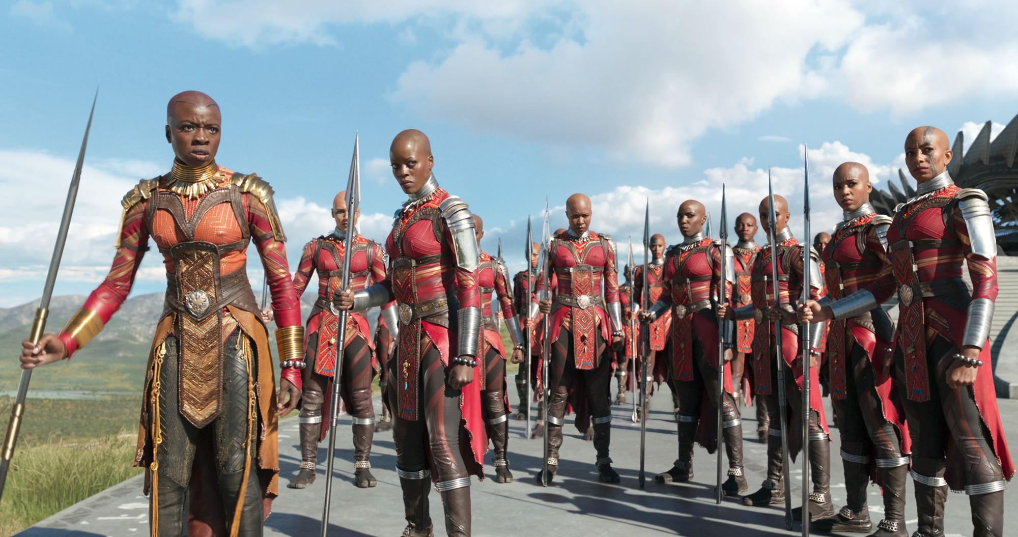 Black Panther - Chiêu trò gây shock hay thông điệp bình đẳng chủng tộc từ Marvel? - Ảnh 6.