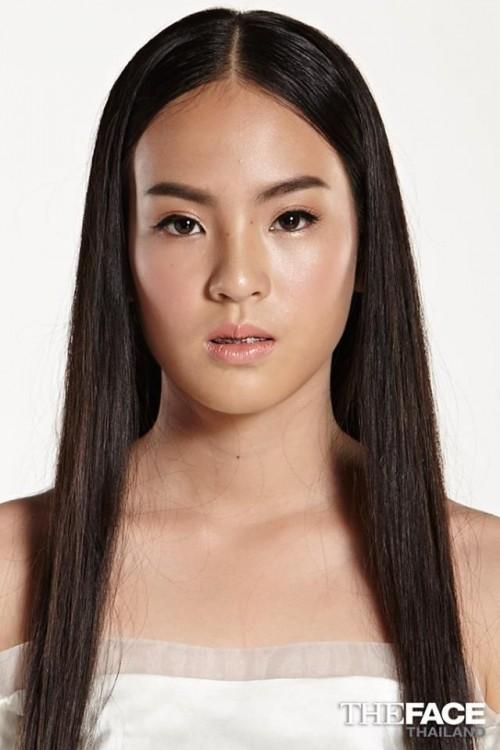 Cô nàng 13 tuổi này chính là thí sinh nhỏ tuổi nhất trong tất cả các phiên bản The Face! - Ảnh 1.
