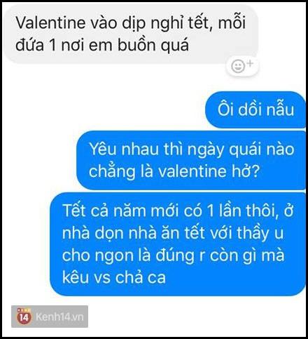 Hí hửng vì Valentine trùng Tết, ngỡ được gấp đôi lì xì ai ngờ cái kết không thể phũ hơn