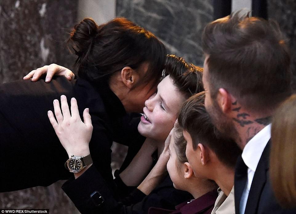 Càng lớn lại càng xinh đẹp, thảo nào Harper Beckham luôn được bố yêu chiều nhất nhà - Ảnh 6.