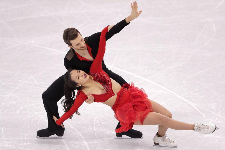 Nữ VĐV trượt băng nghệ thuật Hàn Quốc gặp sự cố tuột khuy áo khi biểu diễn ở Olympic - Ảnh 6.