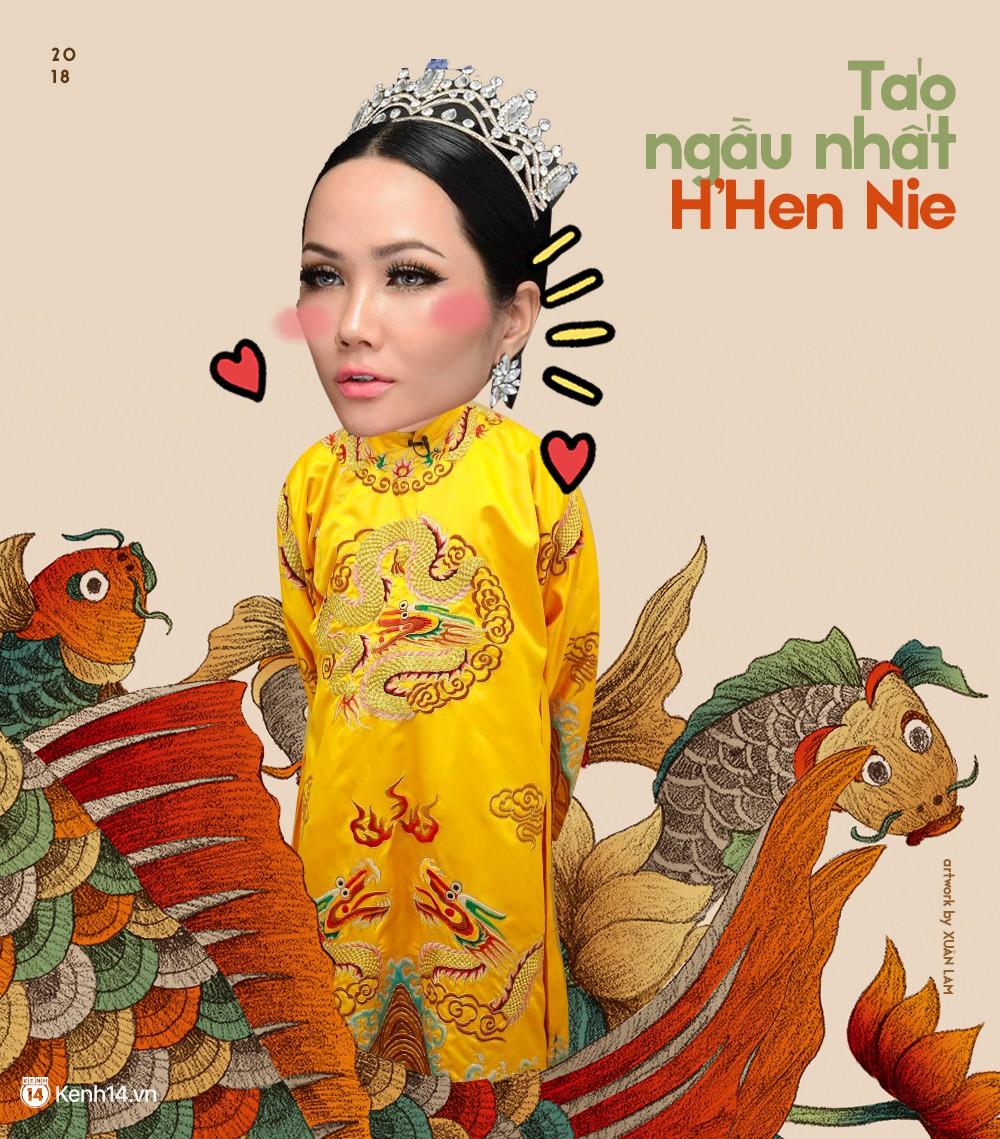 Nếu hóa thân thành Táo Quân, sao Việt sẽ là ai? - Ảnh 8.