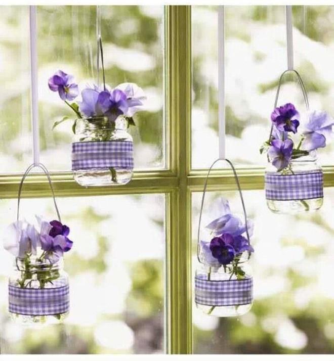 Trang trí cửa sổ đẹp lãng mạn đón năm mới tươi vui, hạnh phúc - Ảnh 4.