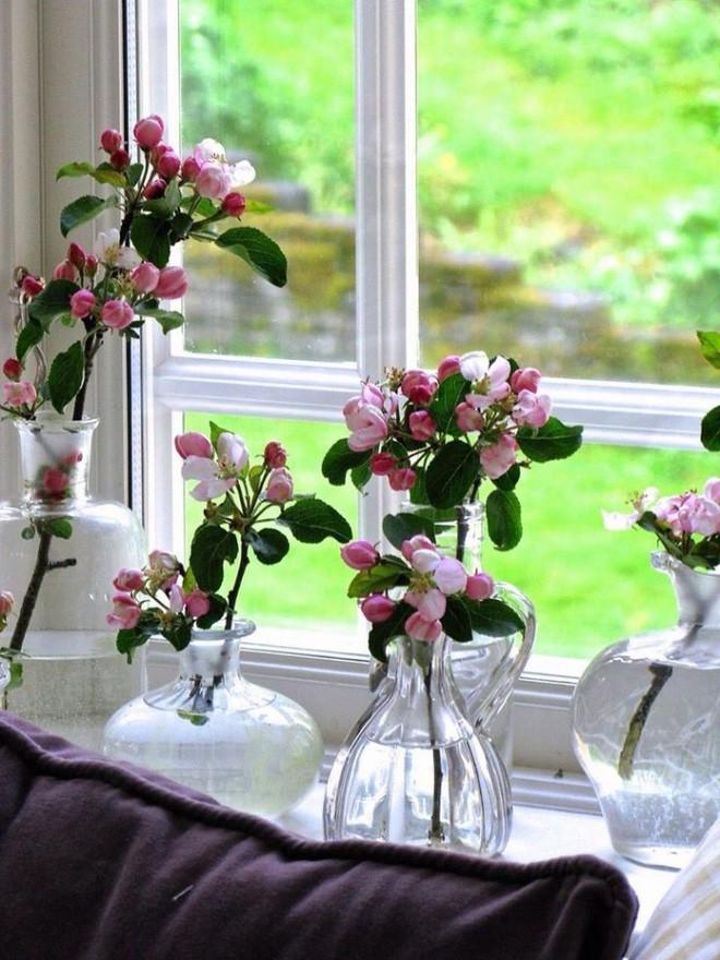 Trang trí cửa sổ đẹp lãng mạn đón năm mới tươi vui, hạnh phúc - Ảnh 5.