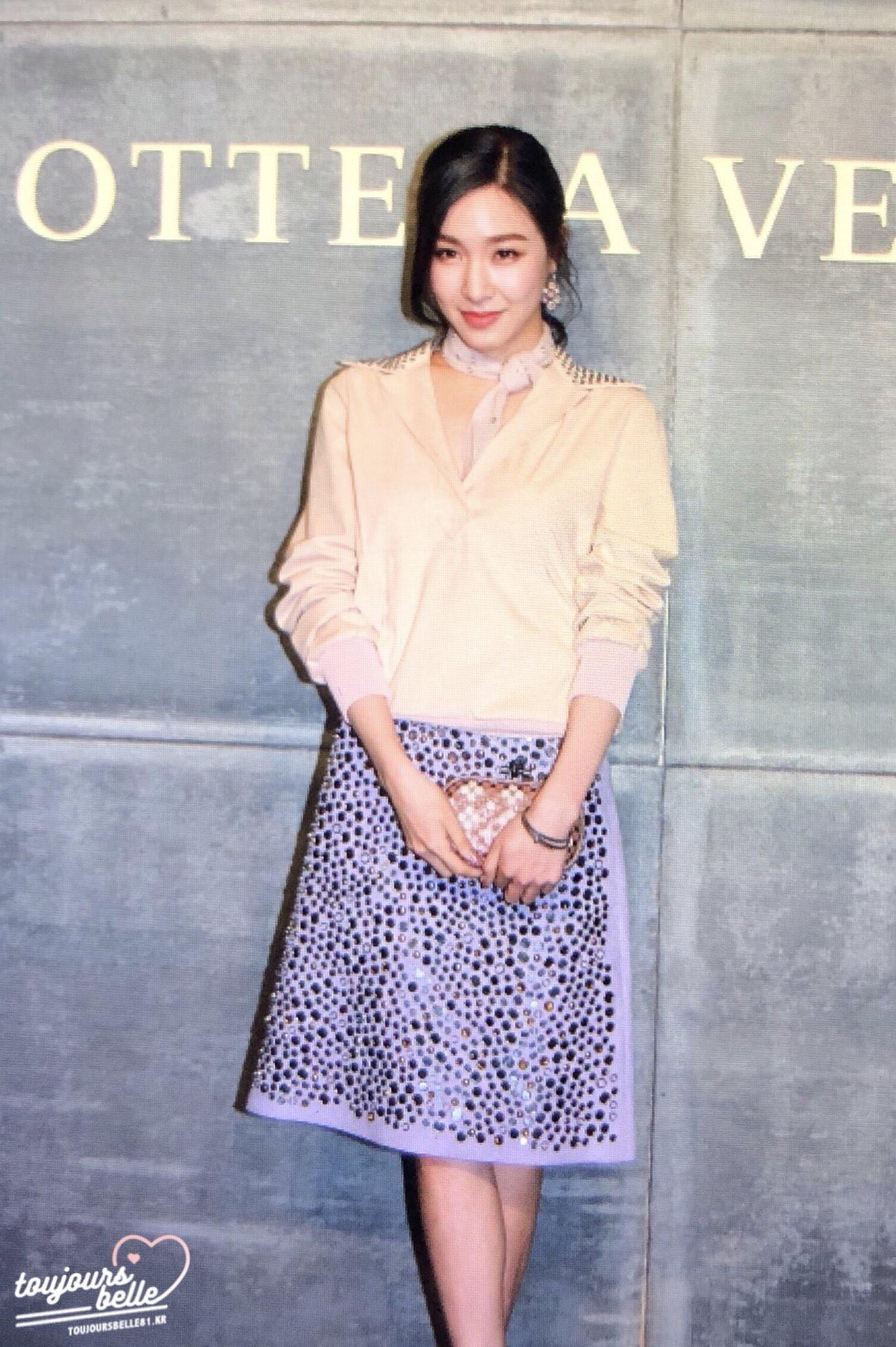 Vừa rời khỏi SM, nhan sắc và phong cách của Tiffany đã tuột dốc thê thảm - Ảnh 2.
