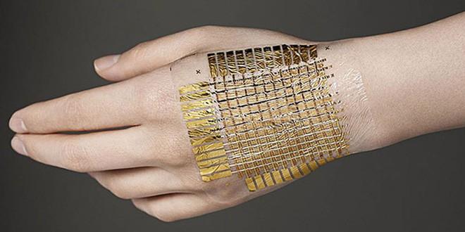 Các nhà khoa học đã phát minh ra một loại da điện tử có khả năng tự phục hồi không khác gì Kẻ hủy diệt - Ảnh 1.