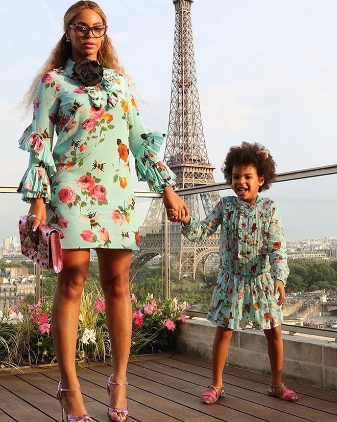 Mới 6 tuổi, con gái Beyoncé đã sở hữu kho đồ hiệu đắt giá khiến nhiều người ghen tị - Ảnh 12.