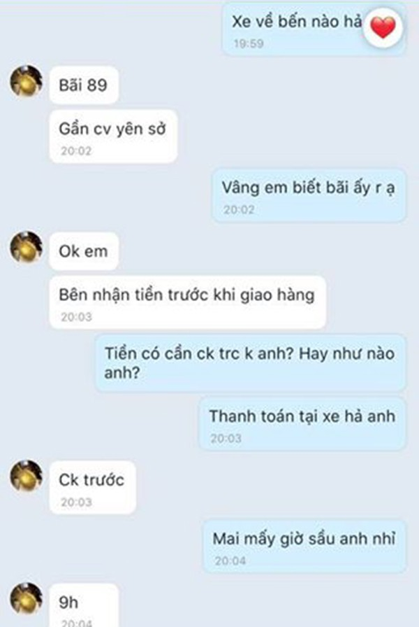 Chạy ngược xuôi buôn hoa quả kiếm tiền sắm Tết, cô gái ở Hà Nội bị cú lừa ngoạn mục - Ảnh 3.