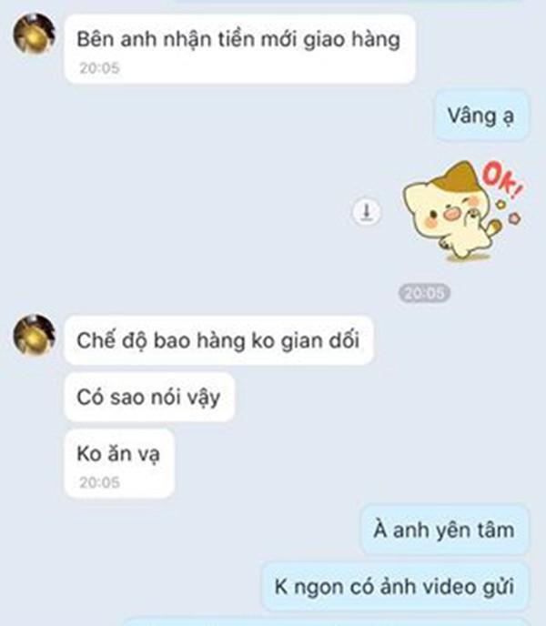 Chạy ngược xuôi buôn hoa quả kiếm tiền sắm Tết, cô gái ở Hà Nội bị cú lừa ngoạn mục - Ảnh 4.