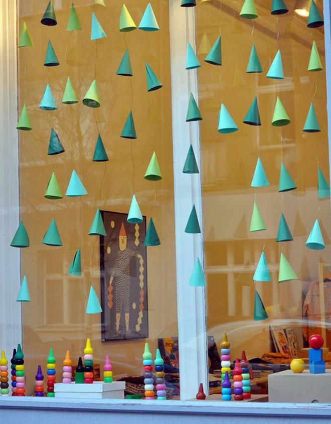 Trang trí cửa sổ đẹp lãng mạn đón năm mới tươi vui, hạnh phúc - Ảnh 11.