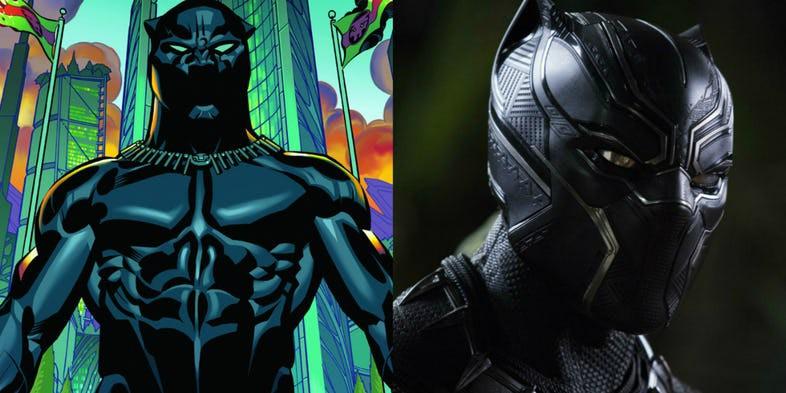 Tất tần tật về 8 nhân vật chủ chốt bạn cần biết trong bom tấn Black Panther - Ảnh 1.