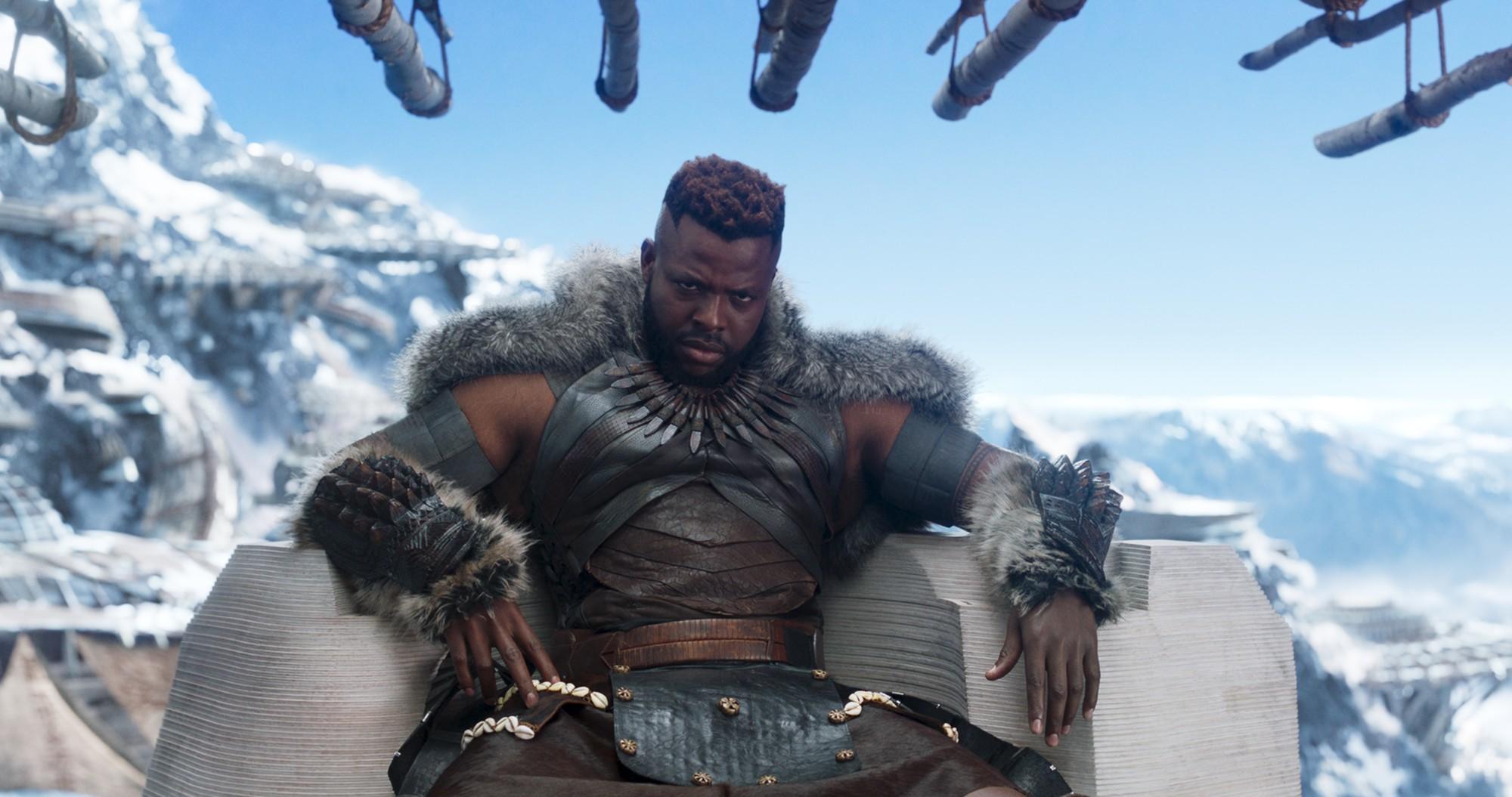 Tất tần tật về 8 nhân vật chủ chốt bạn cần biết trong bom tấn Black Panther - Ảnh 10.