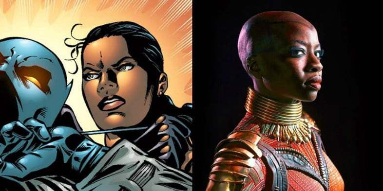Tất tần tật về 8 nhân vật chủ chốt bạn cần biết trong bom tấn Black Panther - Ảnh 4.