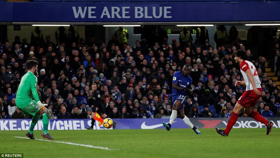 Hazard lập cú đúp, Chelsea trở lại Top 4 - Ảnh 11.