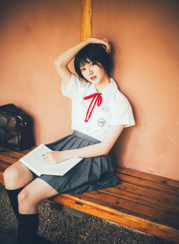 Cô bạn Trung Quốc siêu xinh chứng minh con gái nên để tóc ngắn ít nhất 1 lần! - Ảnh 11.
