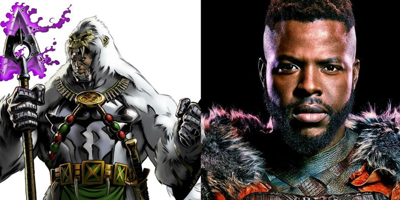 Tất tần tật về 8 nhân vật chủ chốt bạn cần biết trong bom tấn Black Panther - Ảnh 9.