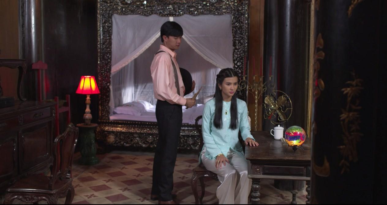 Mộng phù hoa: Vì đã mất cái ngàn vàng, Kim Tuyến bị chồng mới cưới bỏ đi ngoại tình - Ảnh 12.