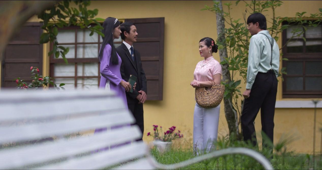 Mộng phù hoa: Vì đã mất cái ngàn vàng, Kim Tuyến bị chồng mới cưới bỏ đi ngoại tình - Ảnh 2.