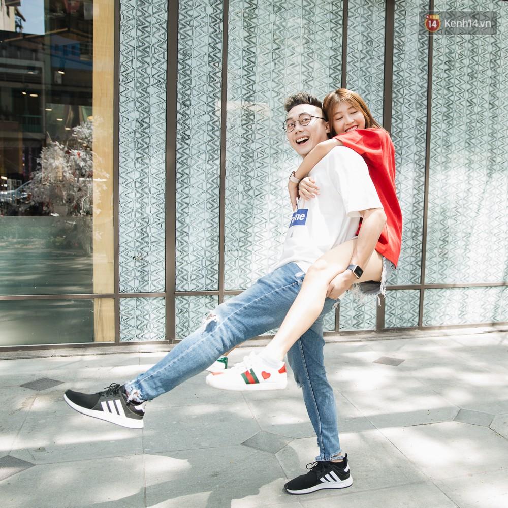 Ginô Tống và Kim Chi: Cặp đôi thần tượng mới với hơn 1,2 triệu người theo dõi trên MXH - Ảnh 16.