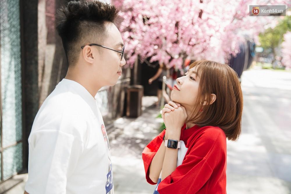 Ginô Tống và Kim Chi: Cặp đôi thần tượng mới với hơn 1,2 triệu người theo dõi trên MXH - Ảnh 10.
