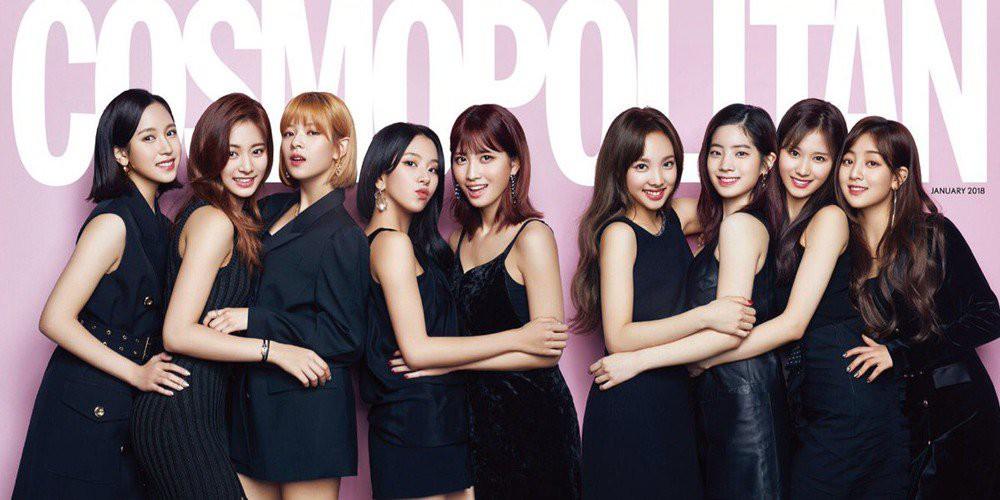 Top 6 nhóm nhạc Kpop được tạp chí Time vinh danh năm 2017