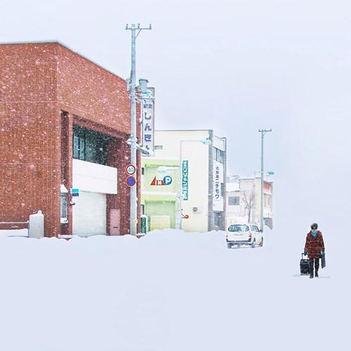 Khám phá một Nhật Bản tinh khôi trong huyền ảo tuyết trắng - Ảnh 14.