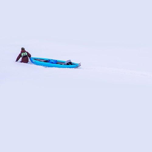 Khám phá một Nhật Bản tinh khôi trong huyền ảo tuyết trắng - Ảnh 3.