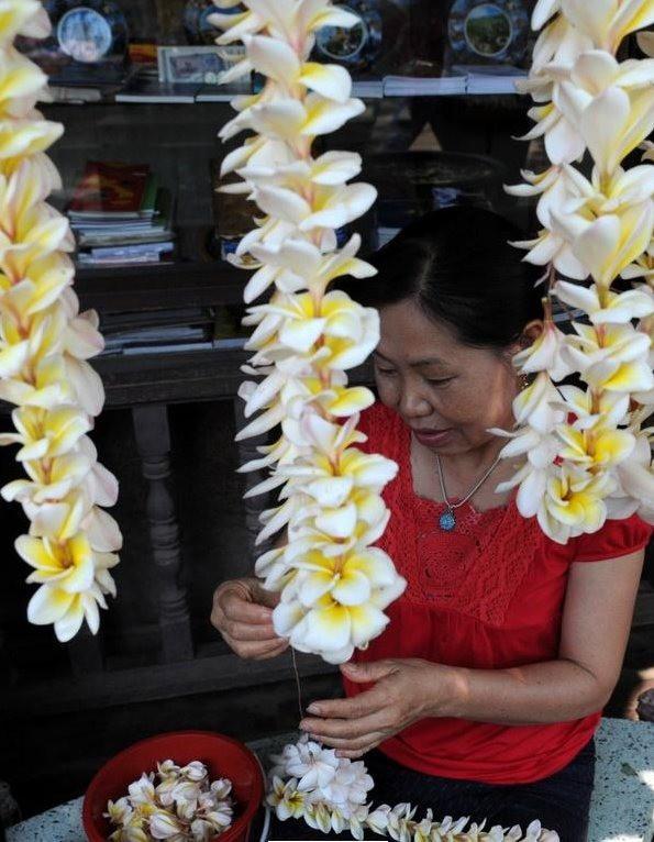 Tết Việt Nam thì không thể thiếu đào mai, còn người dân châu Á trưng hoa gì trong năm mới để có nhiều may mắn tài lộc? - Ảnh 4.
