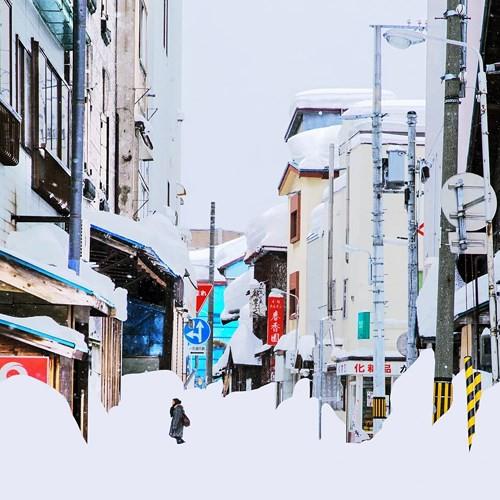 Khám phá một Nhật Bản tinh khôi trong huyền ảo tuyết trắng - Ảnh 5.
