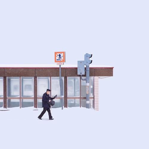 Khám phá một Nhật Bản tinh khôi trong huyền ảo tuyết trắng - Ảnh 6.