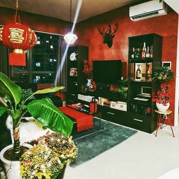 Trước thềm năm mới, sao Việt rộn ràng trang hoàng nhà cửa để chuẩn bị đón Tết - Ảnh 7.