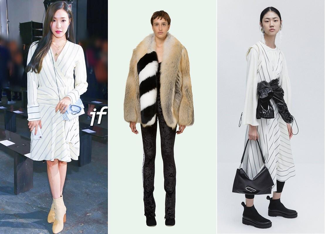 Dự Tuần lễ Thời trang New York, Tiffany mạnh tay diện hẳn áo lông hơn 200 triệu đồng - Ảnh 5.