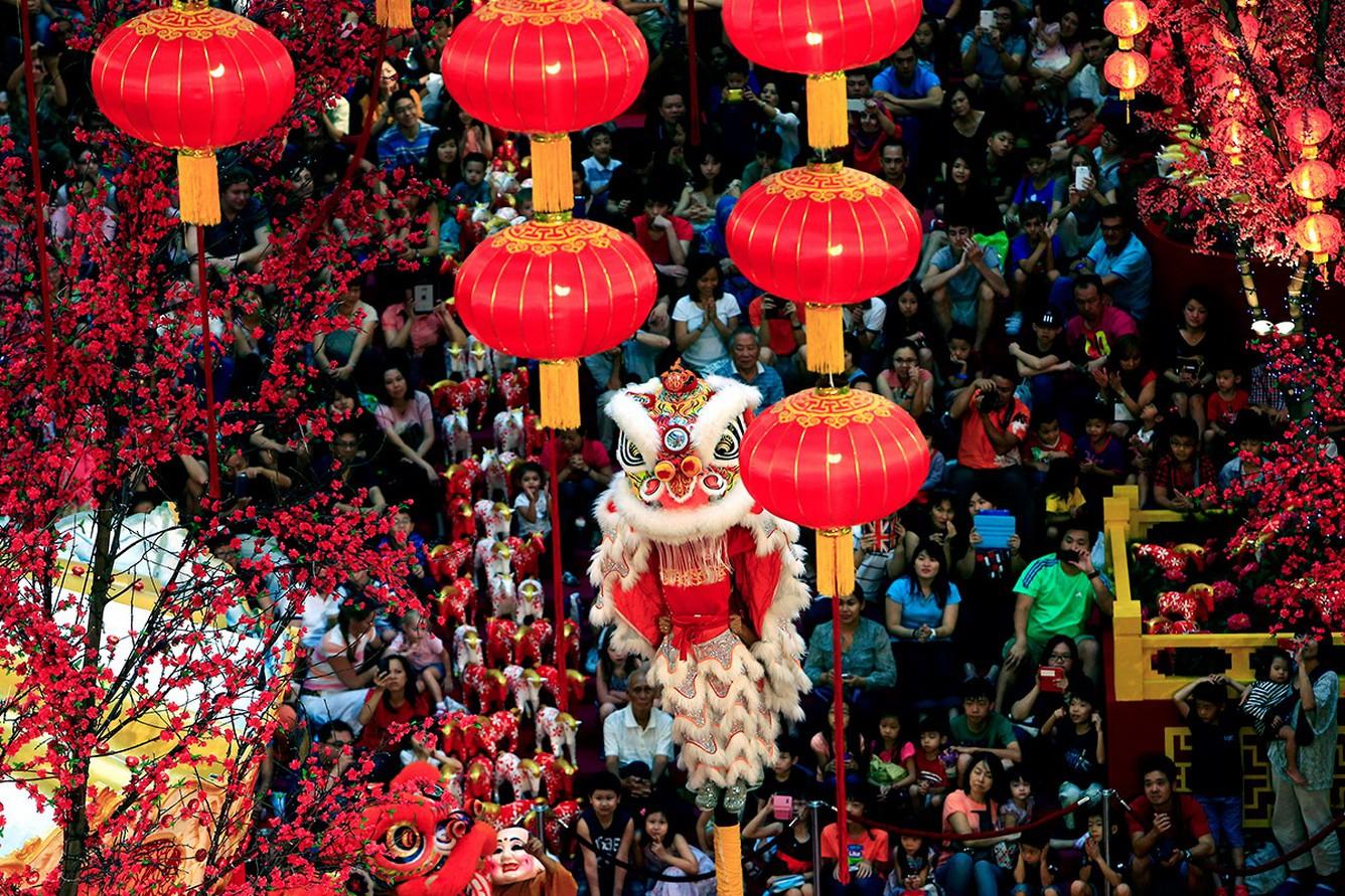 Không chỉ ở Việt Nam, tết Nguyên Đán còn là ngày lễ quan trọng ở những đất nước này - Ảnh 3.