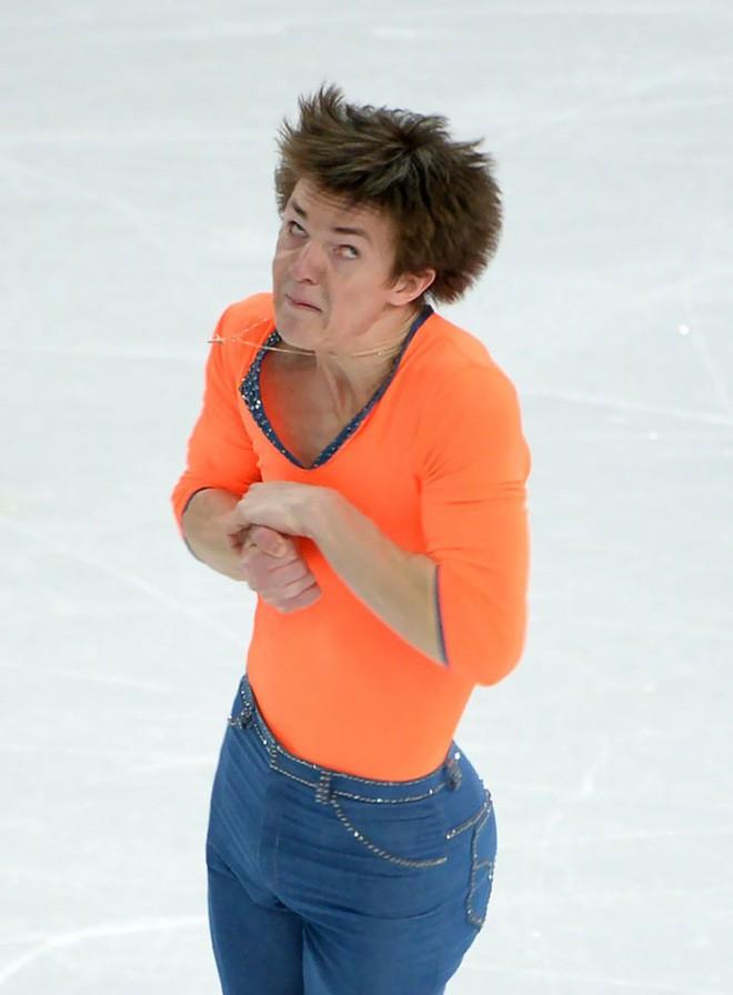 [Vui] Đây là lý do vì sao vận động viên trượt băng nghệ thuật không thích bị chụp ảnh khi thi đấu - Ảnh 2.