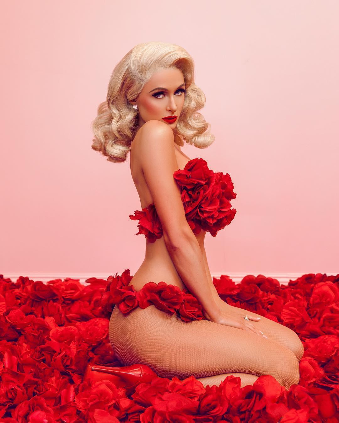 Paris Hilton tái xuất giang hồ với clip gợi cảm và ca khúc Valentine siêu ngọt ngào - Ảnh 4.