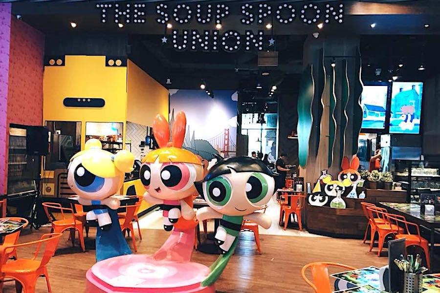 Đến Singapore đừng quên ghé thử 8 quán cà phê có đủ các nhân vật hoạt hình bạn yêu thích - Ảnh 4.