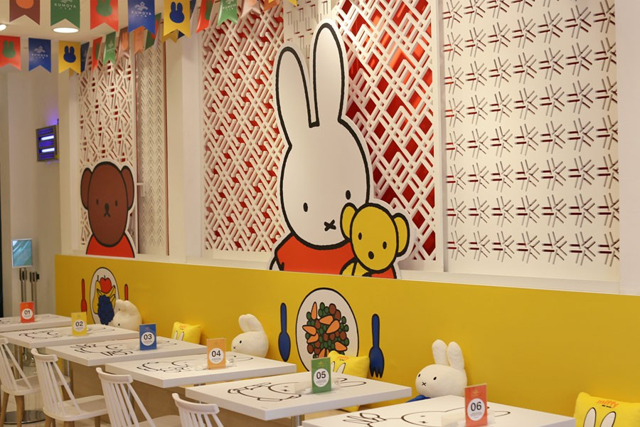 Đến Singapore đừng quên ghé thử 8 quán cà phê có đủ các nhân vật hoạt hình bạn yêu thích - Ảnh 7.