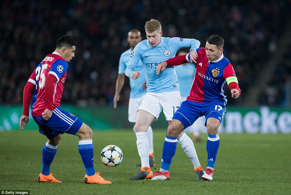 Man City hủy diệt Basel, cầm chắc vé tứ kết Champions League - Ảnh 3.