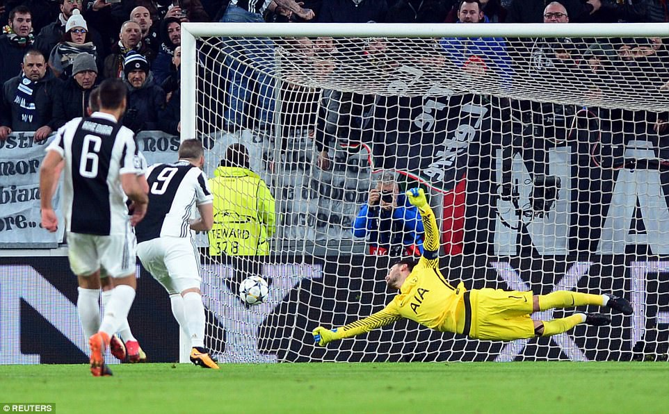 9 trận ghi 9 bàn, Harry Kane giúp Tottenham giành lợi thế trước Juventus - Ảnh 3.