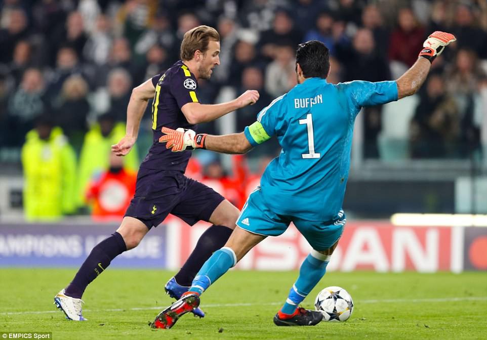 9 trận ghi 9 bàn, Harry Kane giúp Tottenham giành lợi thế trước Juventus - Ảnh 6.