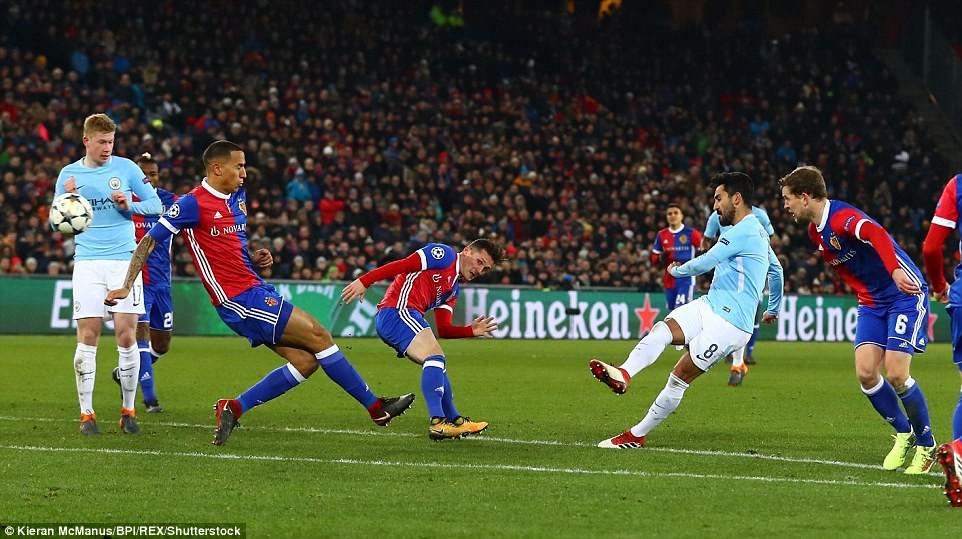 Man City hủy diệt Basel, cầm chắc vé tứ kết Champions League - Ảnh 9.