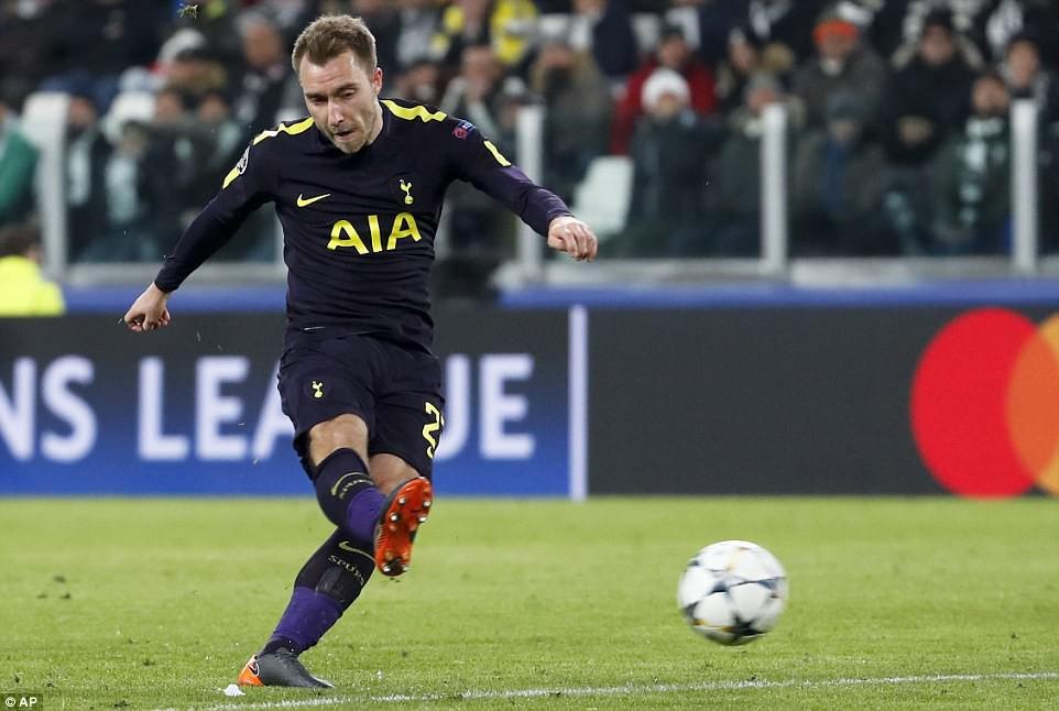 9 trận ghi 9 bàn, Harry Kane giúp Tottenham giành lợi thế trước Juventus - Ảnh 12.