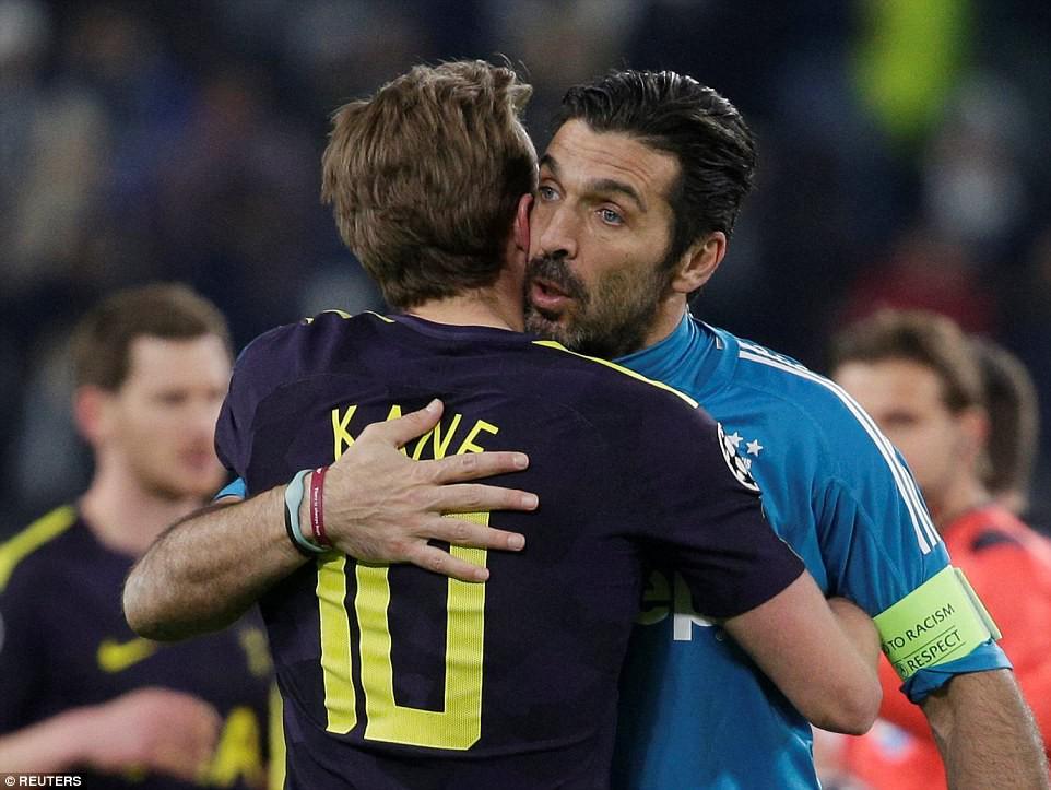 9 trận ghi 9 bàn, Harry Kane giúp Tottenham giành lợi thế trước Juventus - Ảnh 13.