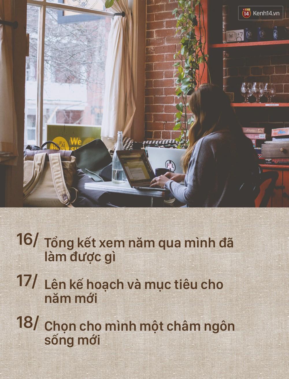 Đây là danh sách 24 việc cần hoàn thành ngay trong ngày cuối năm! - Ảnh 11.