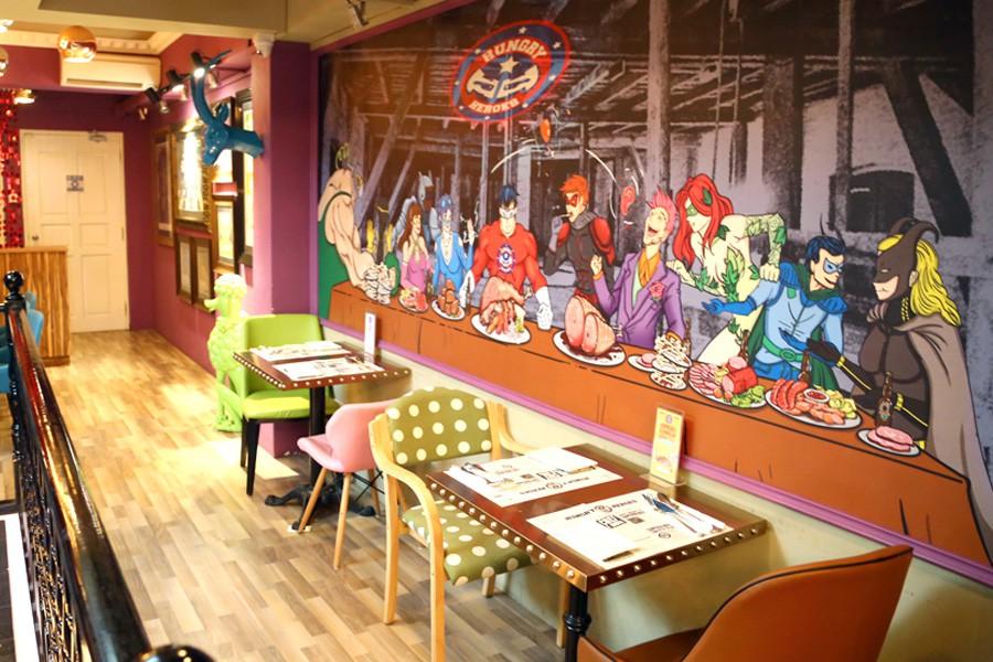 Đến Singapore đừng quên ghé thử 8 quán cà phê có đủ các nhân vật hoạt hình bạn yêu thích - Ảnh 19.